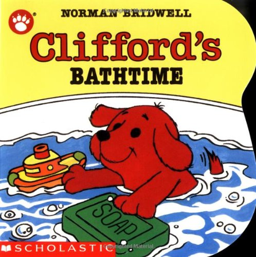 Clifford's Bathtime by Norman Bridwell