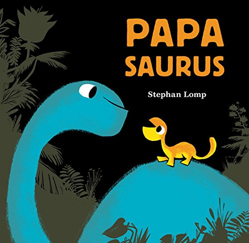 Papasaurus by Stephan Lomp