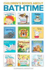 bath time books