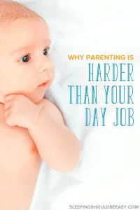 Parenting is hard, but is it the hardest job? Read several reasons being a parent is often harder than your day job, no matter your career.
