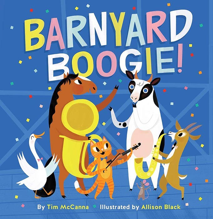 Barnyard Boogie by Tim McCanna