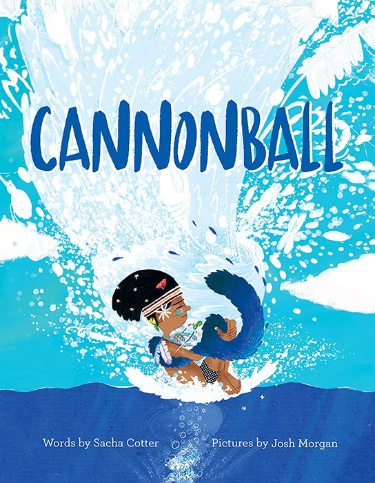 Cannonball by Sacha Cotter