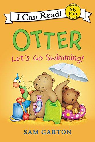 Otter: Let's Go Swimming! by Sam Garton