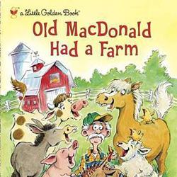 Old MacDonald Had a Farm by Anne Kennedy