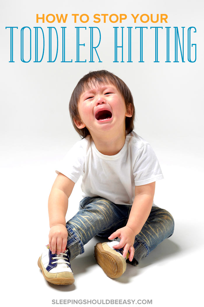 toddler hitting others