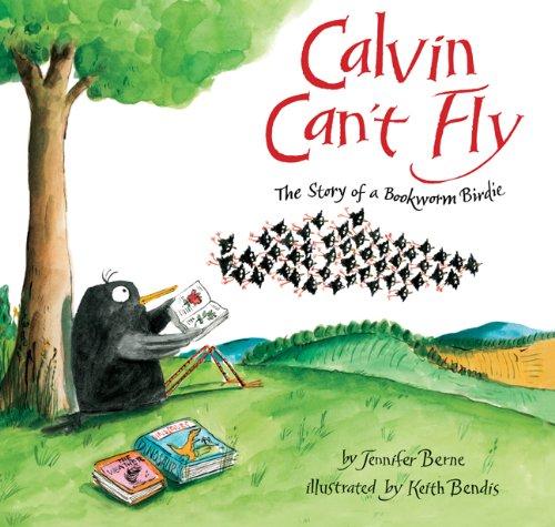 Calvin Can't Fly by Jennifer Berne