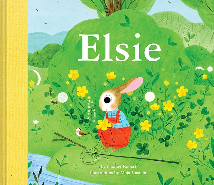 Elsie by Nadine Robert