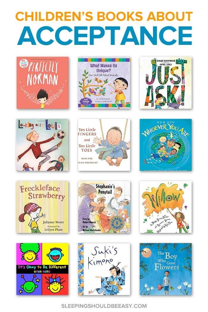 Children's Books about Acceptance