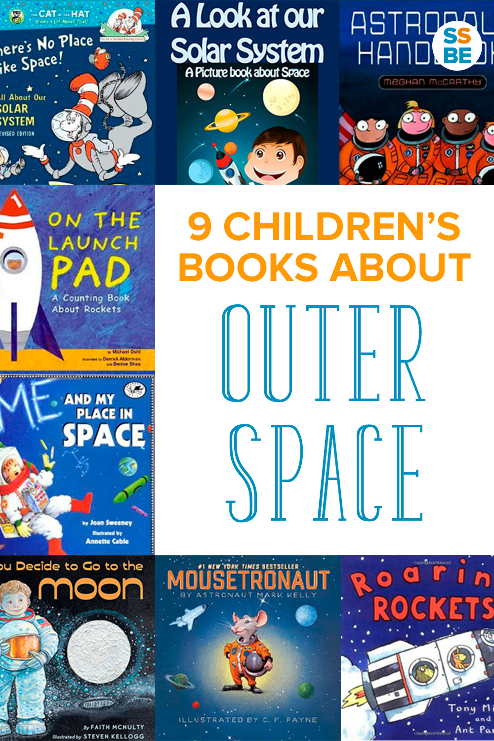 Does your child enjoy space, planets and the universe? Here are 10 space books for preschoolers to read with your child.