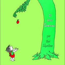 El Árbol Generoso (The Giving Tree) by Shel Silverstein
