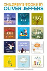 Children's Books by Oliver Jeffers
