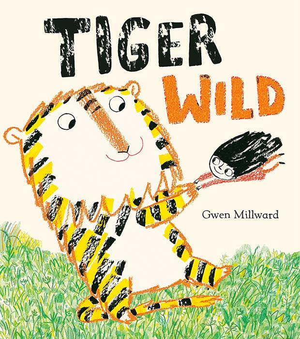 Tiger Wild by Gwen Millward