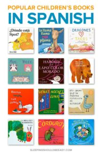 Popular Children's Books in Spanish