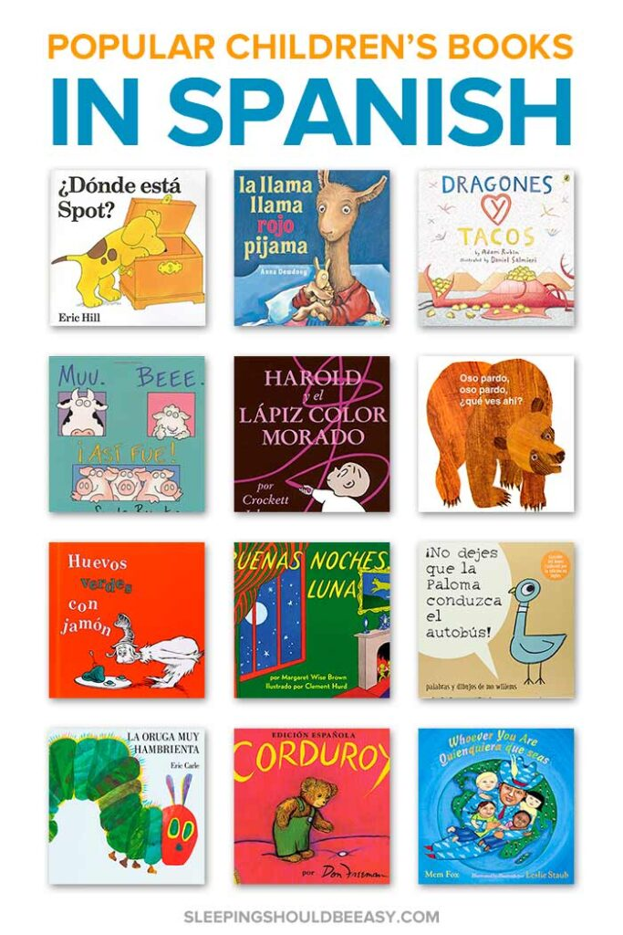 Popular Children's Books in Spanish