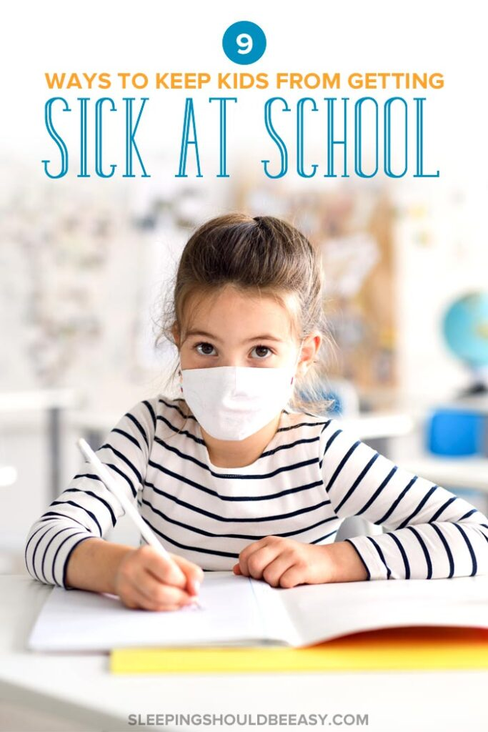 how to keep kids from getting sick at school