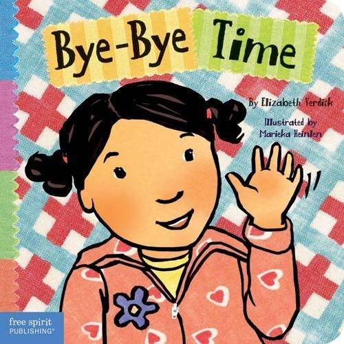 Bye-Bye Time by Elizabeth Verdick