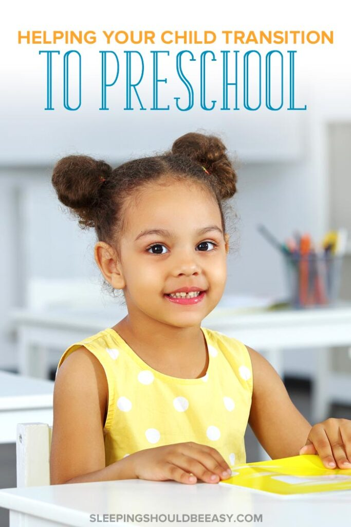 Transition to Preschool
