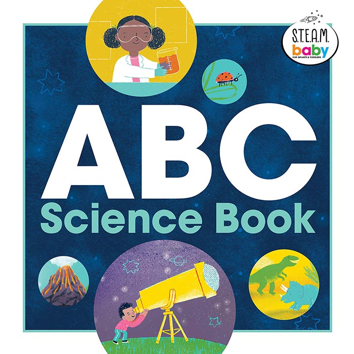ABC Science Book by Anjali Joshi
