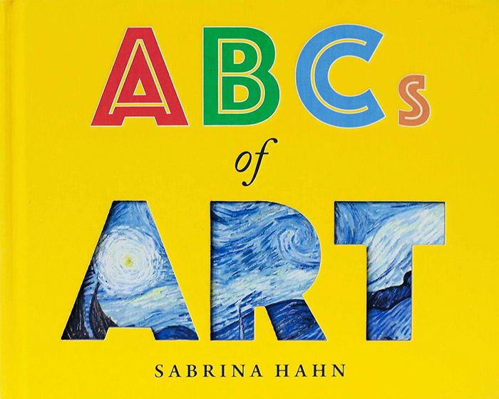 ABCs of Art by Sabrina Hahn