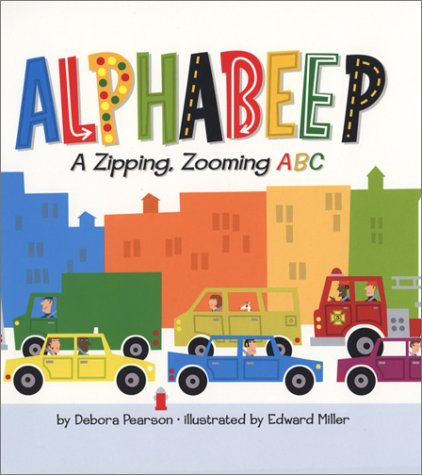 Alphabeep by Debora Pearson