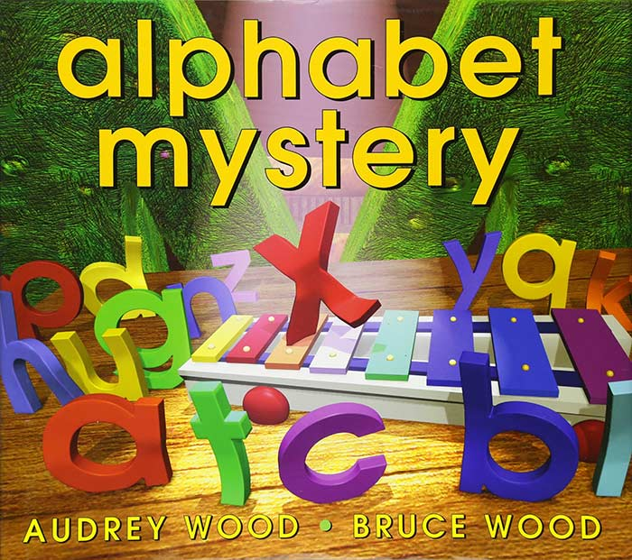 Alphabet Mystery by Audrey Wood and Bruce Wood