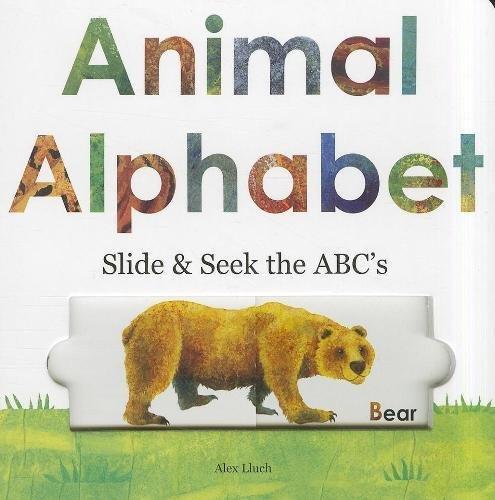 Animal Alphabet by Alex A. Lluch
