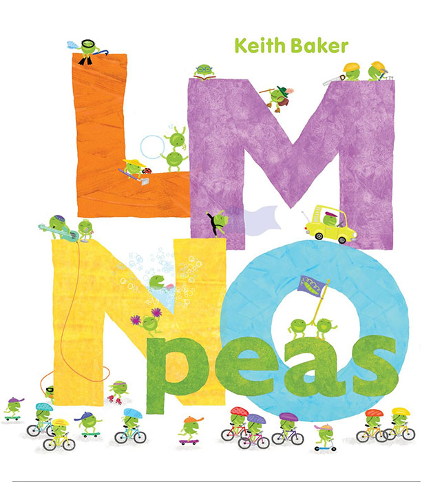 LMNO Peas by Keith Baker