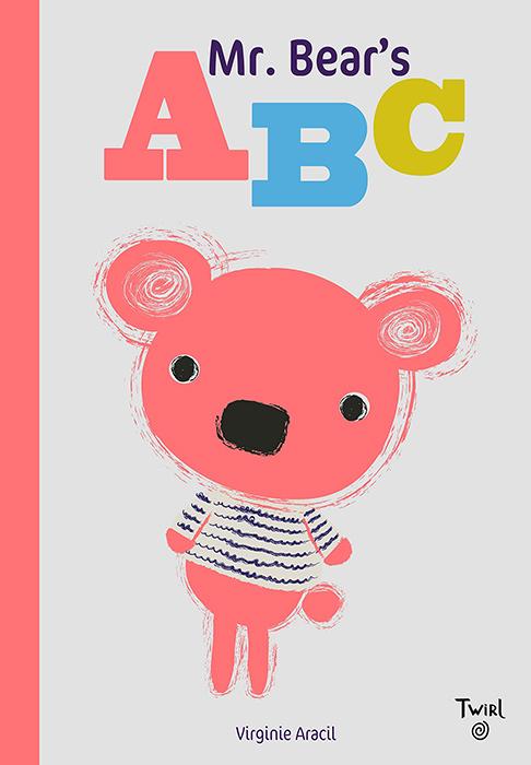 Mr. Bear's ABC Virginie Aracil