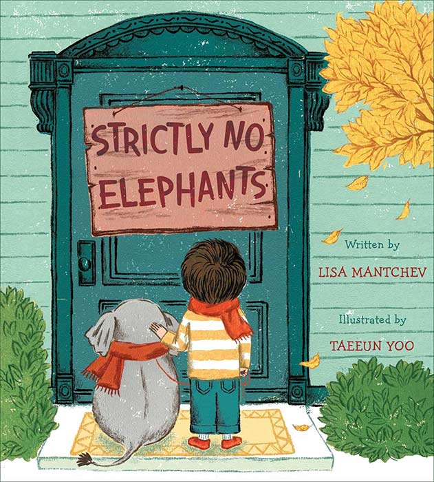Strictly No Elephants by Lisa Mantchev