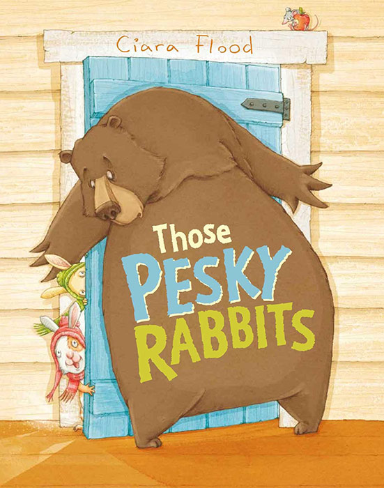 Those Pesky Rabbits by Ciara Flood
