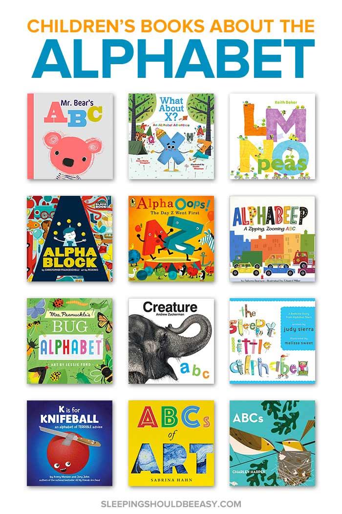 Children's Books about the Alphabet