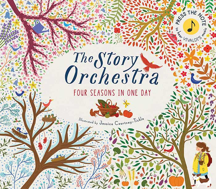 The Story Orchestra by Jessica Courtney-Tickle