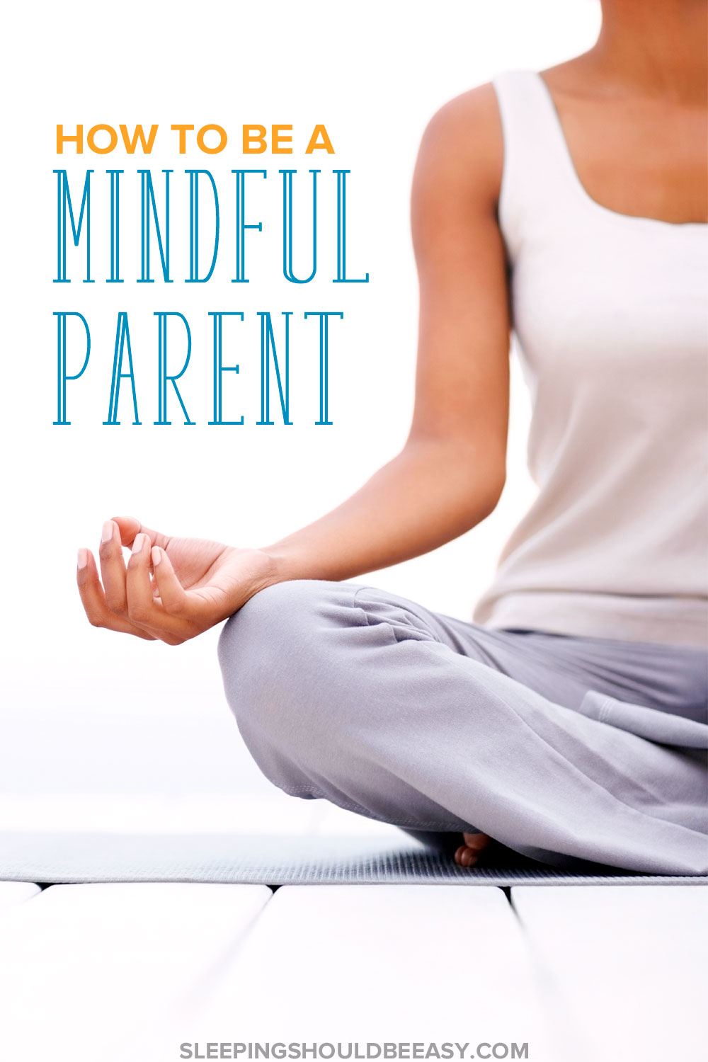 Incorporate meditation and being a mindful parent. Learn to stop getting angry and pause before reacting with these mindfulness tips. Perfect for any mom!
