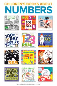 Children's Books about Numbers