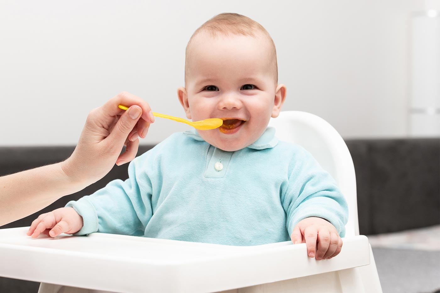 how to make baby food at home