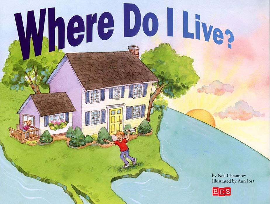 Where Do I Live? by Neil Chesanow