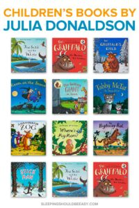 Children's Books by Julia Donaldson