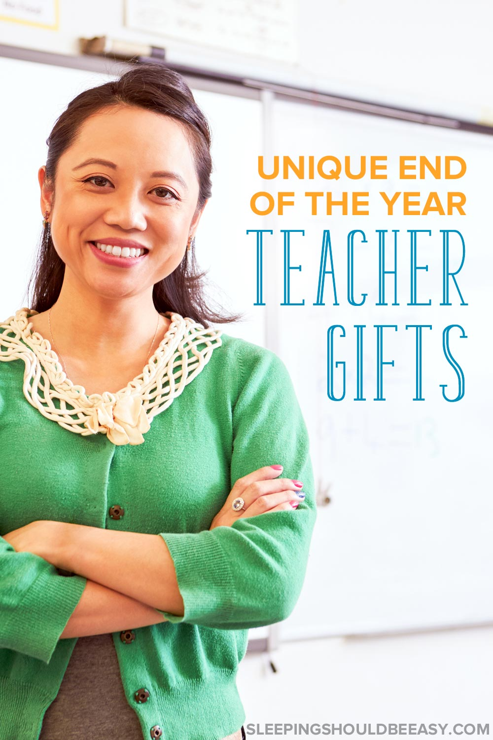 End of the year teacher gifts
