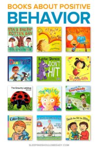 Children's Books About Positive Behavior