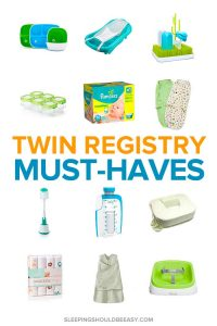 must haves for twins