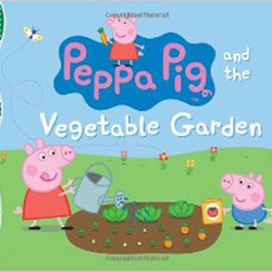 Peppa Pig Vegetable Garden
