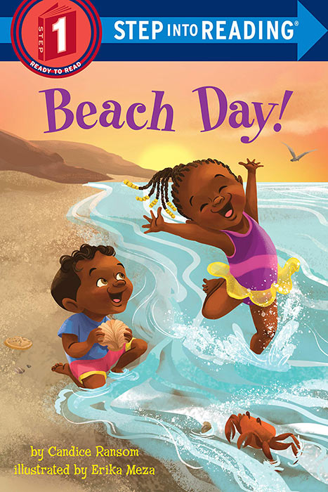 Beach Day! by Candice Ransom and Erika Meza
