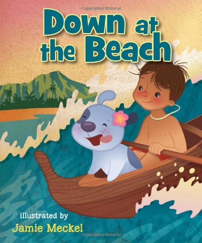 Down at the Beach by Jamie Meckel