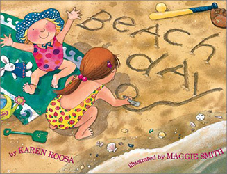 Beach Day by Karen Roosa