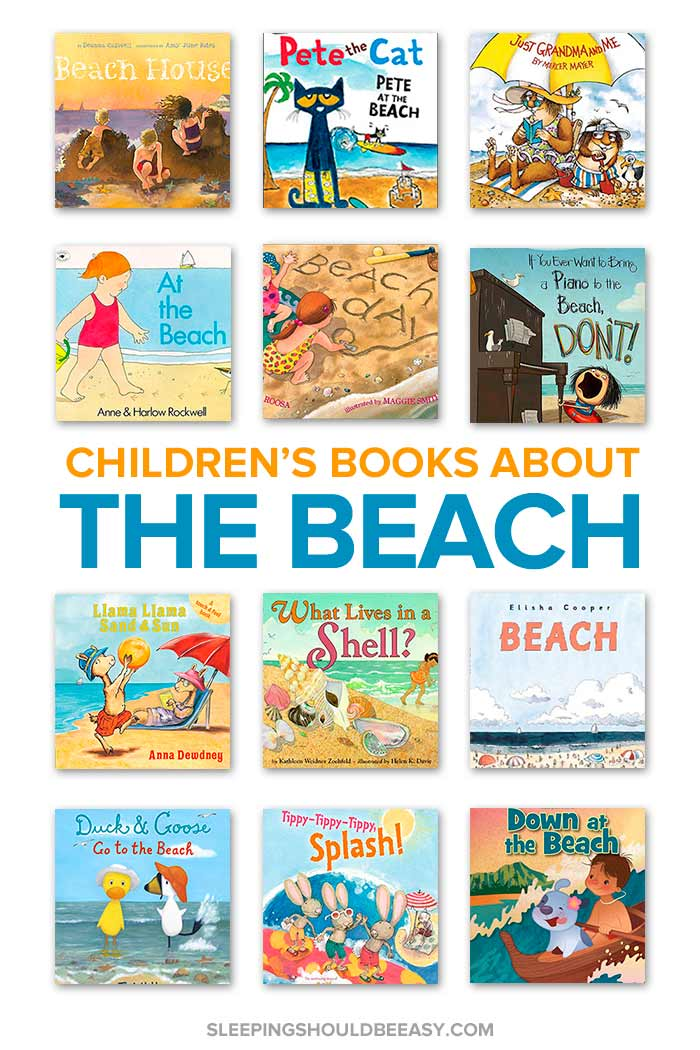 Children's Books About the Beach