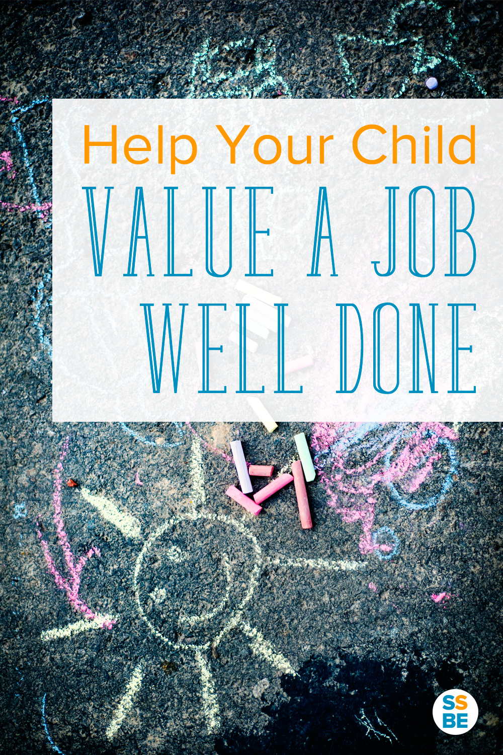 Teach Your Child the Value of a Job Well Done