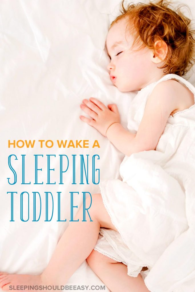 Need to wake your toddler from long naps? Waking them up can make them cranky. Learn how to wake up a toddler peacefully from a nap.