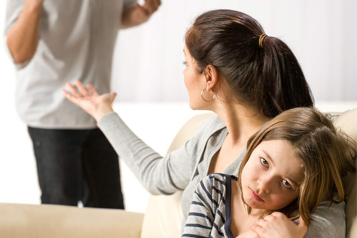 parenting disagreements