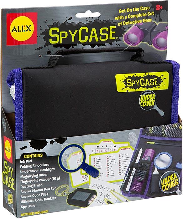 Alex Undercover Spy Case