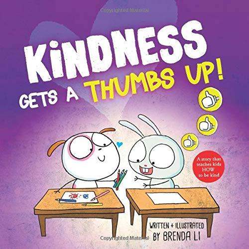 Kindness Gets A Thumbs Up by Brenda Li